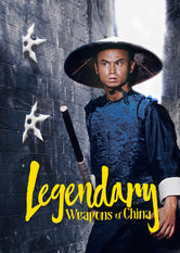 Legendary Weapons of China Netflix MX (Mexico)